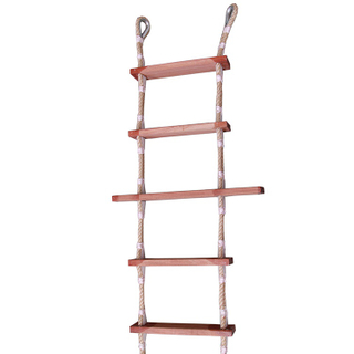 PILOT LADDER B TYPE ( WOOD STEP )