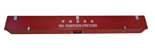 Box for Neil Robertson stretcher