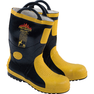 MED FIRE FIGHTER'S BOOTS