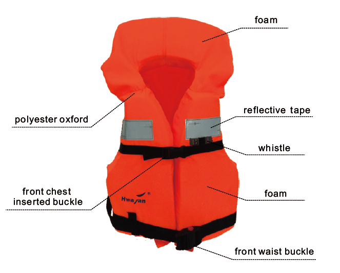 WORKING LIFE JACKET HYJ-GB-A