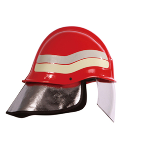 MED FIRE FIGTHER'S HELMET