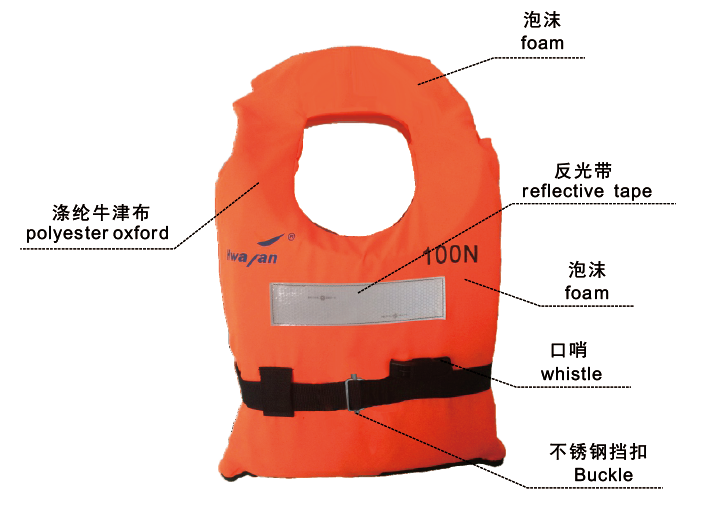 WORKING LIFE JACKET HYJ-GT-A